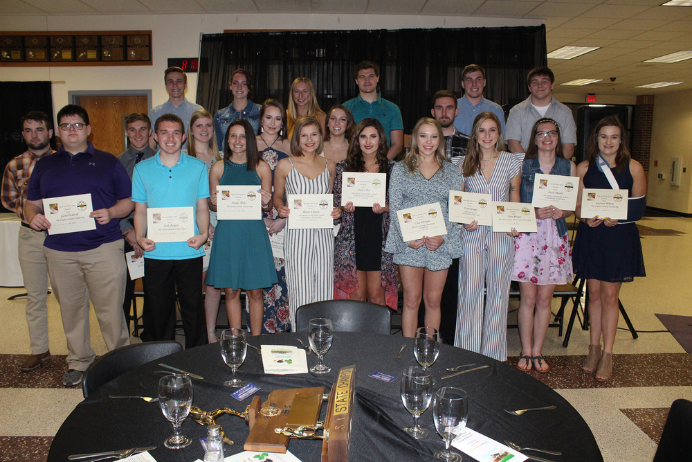 Foundation Dinner 2019 Held at BCHS