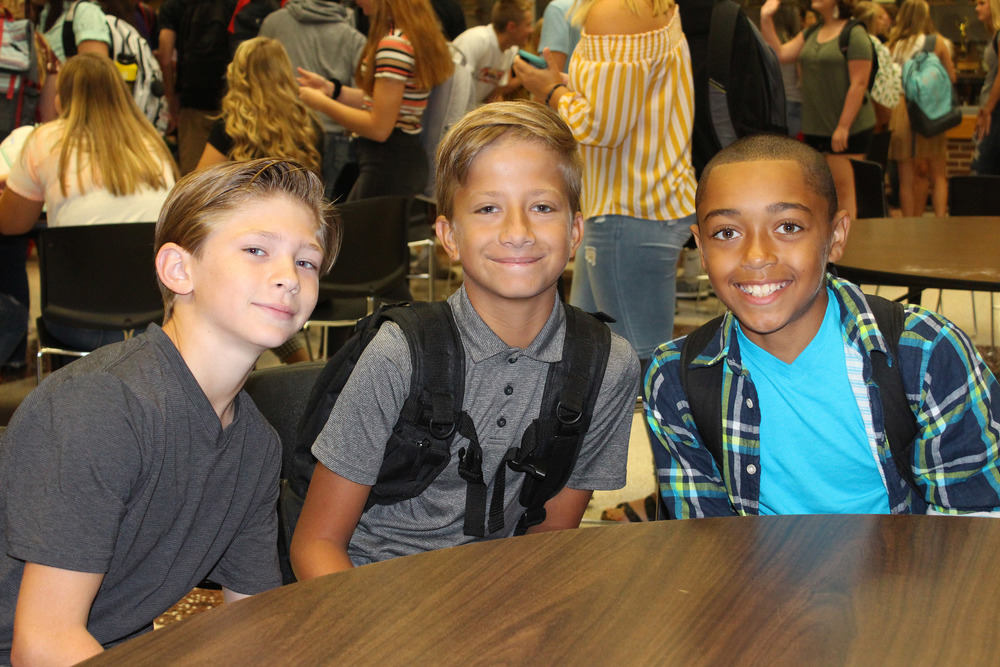 BCHS Welcomes Students Back for 2019-2020 School Year