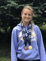 Makenna Taake Crowned State Champ in Long Jump
