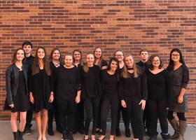 Conference Choir Held at Wayne