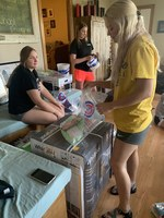 BCHS Seniors Serve Others During Quarantine