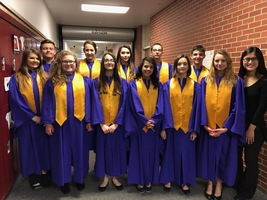 Battle Creek Choir Performs at District Music Contest
