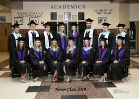 Class of 2019 Honors Graduates
