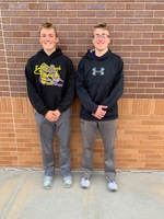 Braves Qualify Two For State in Five Events