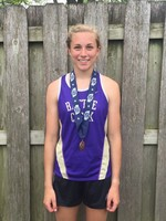 Zohner and Brummels Medal in Hurdles at State