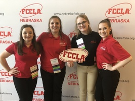 Battle Creek FCCLA Attends State STAR in Lincoln