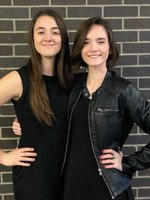 Two Vocalists Perform at Honor Choir