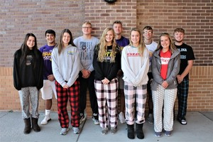 Homecoming Candidates Chosen at BCHS