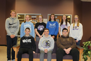 HS Quiz Bowl Team