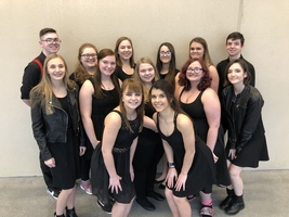 Choir Travels to Albion for Boone Central Choral Clinic